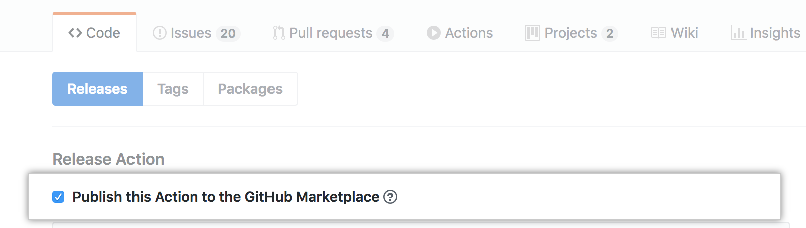 Select publish to Marketplace