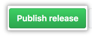 Publish the release